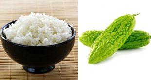 giảm cân nhanh bằng cơm nguội